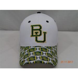 Baylor University Baseball Cap-White