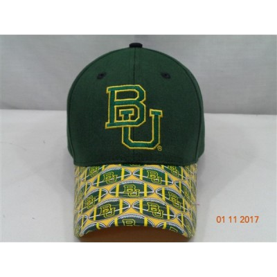 Baylor University Baseball Cap-Green