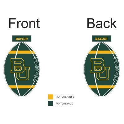 Baylor University Garden Flag